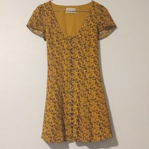 Urban Outfitters Secret Garden Dress